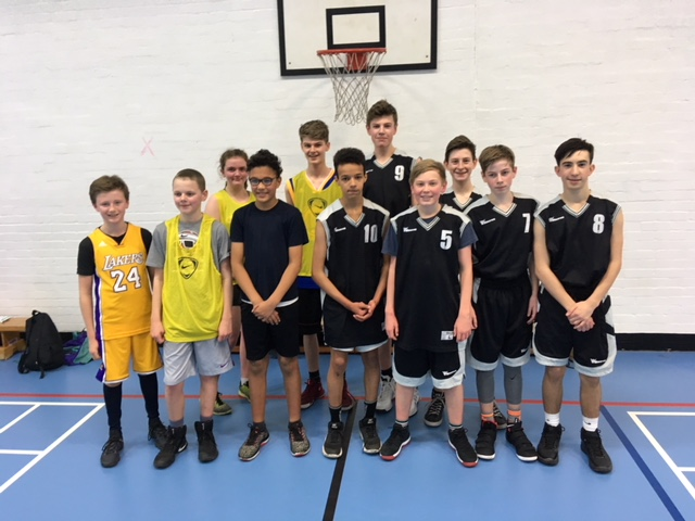 Buxton basketball Club 2015